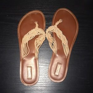 ROXY flip flop sandals